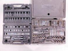 Stanley & Allen Ratchet and Socket Sets