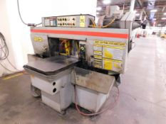 "Hyd-Mech Model H-12A Fully Automatic Horizontal Band Saw, s/n A0393110H, 12"" X 12"" Capacity,"