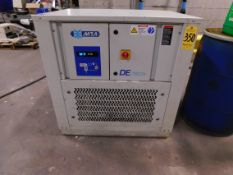 MTE De-Tech Refrigerated Air Dryer, s/n 381783800936