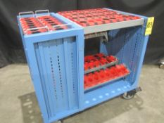 Lista Tool Holder Cart for 40 Taper Tool Holders