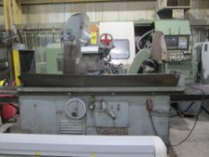 "Thompson 12"" X 40"" 2-Axis Hydraulic Surface Grinder, s/n 3B503732, Coolant, Dresser, Electric Chuck,"