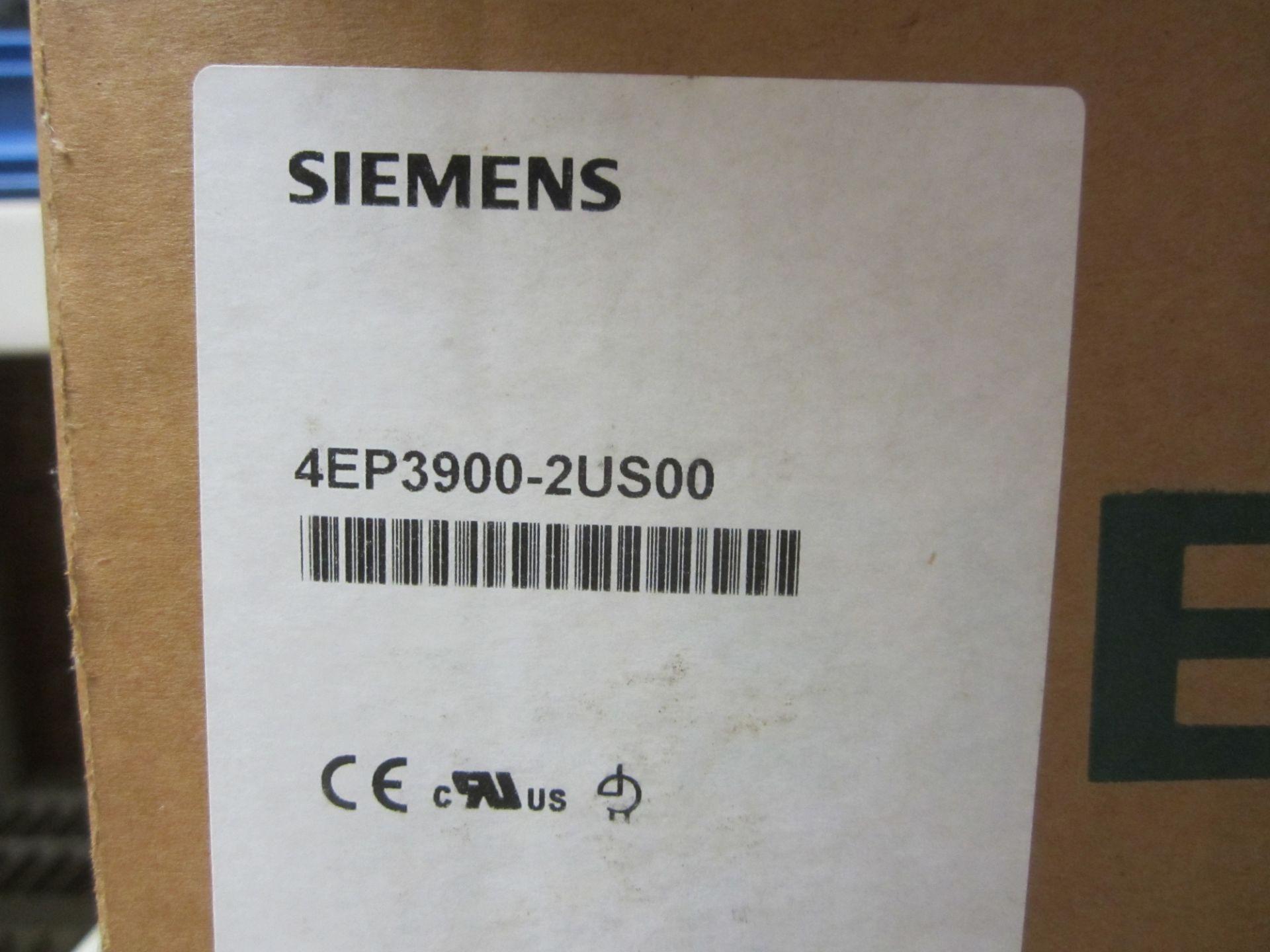 Siemens 4EP3900-2US00 Mains Choker, New in Box - Image 2 of 2