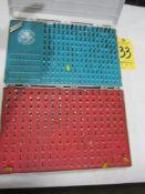 """(2) Pin Gage Sets, .061"""" - .250"""", Plus"""