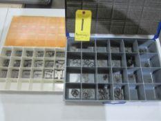 Snap Ring Kit and Woodruff Key Kit