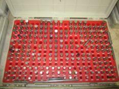 """Pin Gage Set, .251"""" - .500"""", Plus"""