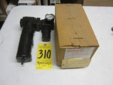Chromolox 2002-11101-0006 Control and Exair 9002 FRL Unit