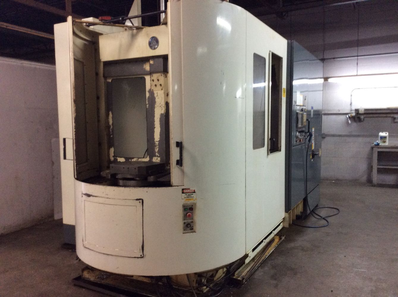Poly Tech Industries - Well Maintained Machinery PLUS Addition's, 100's Lots Tooling & MRO Items