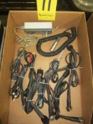 Panametrics Transducer Heads with Cables