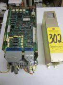 Yaskawa CPS-10NB Power Supply and Yaskawa CACR-HR10SB Servo Pack