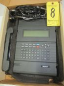 Data Myte Model 2003 Data Collection System