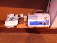 Diamond Tome, Model DM500A Skin Resurfacing System with Accessories, Micro Derm