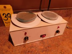Thermal Spa Elite Double Wax Warmer, Model 49122