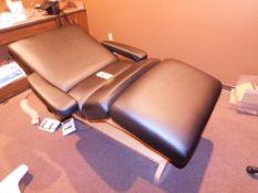 Oakworks Celesta Powered Lift Table, Model P4, 625 lb. Capacity, SN PLD315589