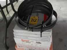Miscellaneous Bandsaw Blades