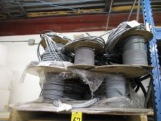 Skid Lot of Electrical Wire