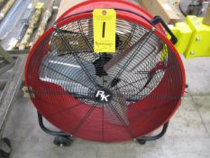 "RK 24"" Shop Fan"
