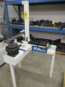 Maus Model Digitizer 0 Grinding Machine Programming Bench, s/n 70418, Note: Machine Frame Only