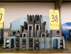 Mill Clamp Set