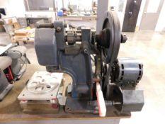 USM Model G Eyeletting Machine, s/n 4783