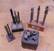 Counterbores, Drill Bits, and Milling Cutters