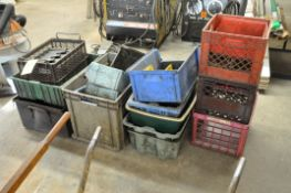 Totes and Bins in (2) Groups