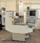 Haas Mini Mill, CNC Vertical Machining Center, s/n 22016, New 2000, Haas CNC Control, 40 Taper, 10