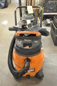 Ridgid 6-Gallon 6.5-HP Shop Vacuum with Attachments