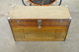 Gerstner Vintage Machinist Tool Box