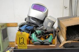 Welding Safety Wear and Welding Helmet in (1) Box