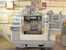 Haas VF2D CNC Vertical Machining Center, s/n 41047, New 2005, Haas CNC Control, 10,000 RPM, 40