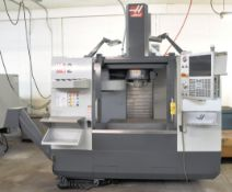 Haas VF2 CNC Vertical Machining Center, s/n 1154894, New 2018, Haas CNC Control, 20 HP, 8,100 RPM,
