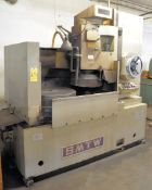 """SMTW Model M7475B, 18-30 Style Rotary Surface Grinder, s/n 1672, 30"""" Magnetic Chuck, 18"""" Segmented"""