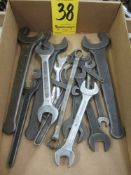 Open and Box End Wrenches