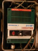 Grundfos BTI/MPI Electric Pump Controller