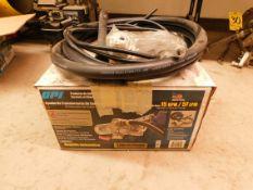 GPI 12-Volt Fuel Transfer Pump with Extra Hose & Nozzle