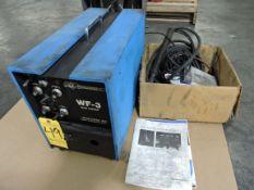 Worldwide Cold Wire Tig Welder Model WF-3 Wire Feeder