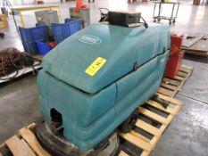 Tennant Model 5680 Floor Sweeper/Scrubber, NOTE: Needs New Batteries