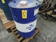(1) Full 55-Gallon Drum of Fuch's Ecocut 570 RP