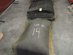 (2) Pallets of Rubber Floor Mats