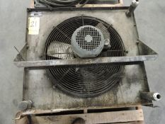 American Industrial Heat Transfer Model AC-35-3 and Wire Basket and Contents