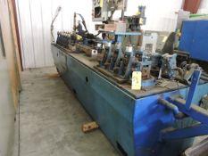 Turek & Heller Tube Mill Parts Machine