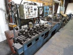 """Turek & Heller Tube Mill, 1.125"""" Note: This machine will be sold individually and will be sold"""