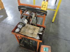 Huth Tube Expander Model 1691, Swager