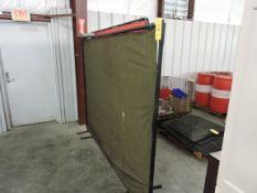 (2) Welding Screens