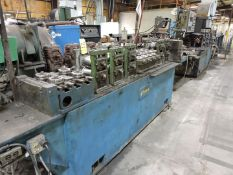 Etna Tube Mill, Note: This machine will be sold individually and will be sold complete with