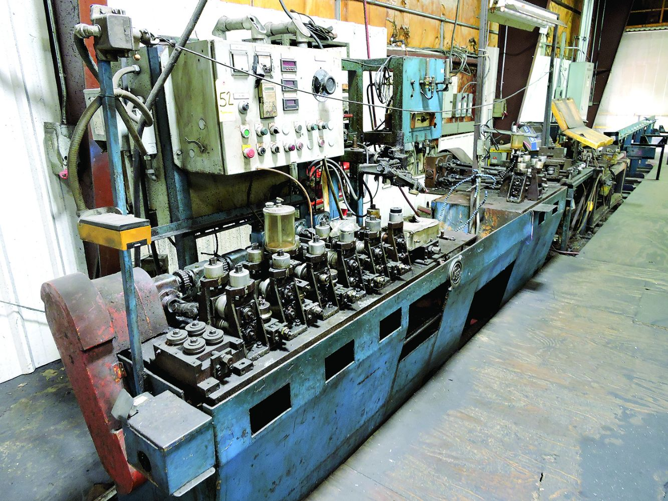 Surplus Equipment to Phillips Tube Group, Inc.