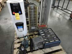 Water Cooler, Electric Heaters and Misc.
