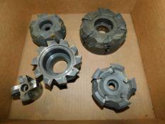 Carbide Insert Face Mills