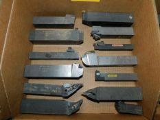 Carbide Insert Lathe Tools