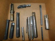 Carbide Insert Milling Tools